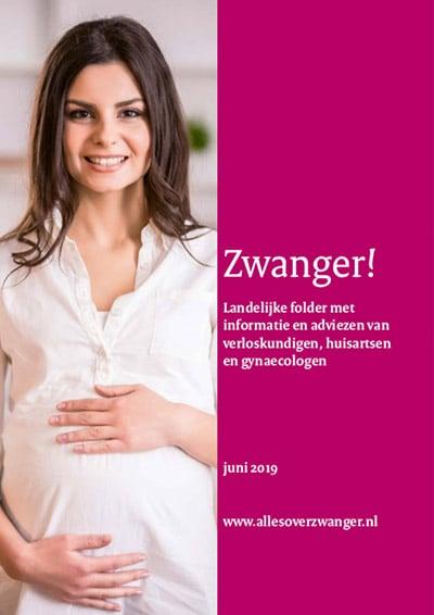 Zwanger - Swanneblom